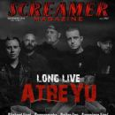 Alex Varkatzas, Brandon Saller - Screamer Magazine Cover [United States] (November 2015)