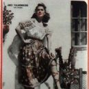 Jinx Falkenburg - Hollywood Magazine Pictorial [Italy] (1 October 1946) - 454 x 587