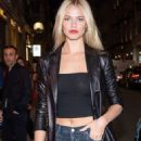 Hailey Clauson – Arrives at Tod's store opening at Milan Fashion Week - 454 x 680