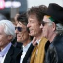 The Rolling Stones: Exhibitionism' - Private View - Saatchi Gallery on April 4, 2016 in London, England