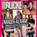 Gisele Bündchen, Angelina Jolie, Allegra Versace - Seitenblicke Magazine Cover [Austria] (14 October 2010)