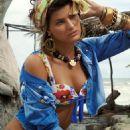 Isabeli Fontana for Morena Rosa Summer 2015