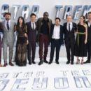 Chris Pine- July 12, 2016- 'Star Trek Beyond' - UK Premiere - Red Carpet - 454 x 297