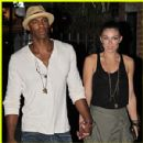 Serinda Swan and Mehcad Brooks - 300 x 300