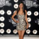 Victoria Justice arrived for the 2011 MTV Video Music Awards this evening, August 28, held at the Nokia Theatre L.A. LIVE  in Los Angeles, California
