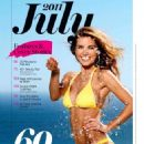 Audrina Patridge - Shape Magazine Pictorial [United States] (July 2011)