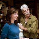Mary Steenburgen and Sam Elliott