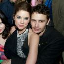 Ashley Benson and James Franco