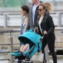 Hilary Duff out in New York City - 454 x 568