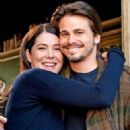Lauren Graham and Jason Ritter