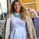 Blake Lively Style Out In Nyc