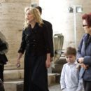 Sharon Stone: to explore Rome with sons