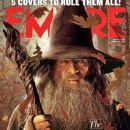 Ian McKellen - Empire Magazine Cover [United Kingdom] (1 December 2012)