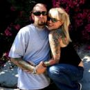 Janine Lindemulder and Jeremy