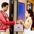 Ariana Grande and Chris O'Neal