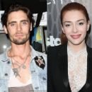 Tyson Ritter and Elena Satine - 454 x 366