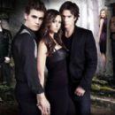 The Vampires Diaries Cast Second Season Photoshoot (2010) - 454 x 268