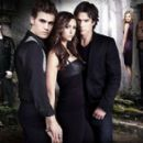 The Vampires Diaries Cast Second Season Photoshoot (2010)