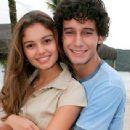 Sophie Charlotte and Rafael Almeida