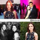 Jacob Artist and Bonnie Wright - 454 x 464