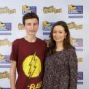 Summer Glau Comic Con Russia 2015