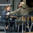 Emma Watson Out In New York
