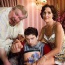 Fiona Shaw and Richard Griffiths