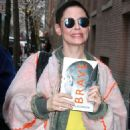Rose McGowan at The View in NYC - 454 x 715