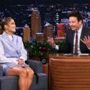 Jennifer Lopez – On 'The Tonight Show Starring Jimmy Fallon' in NYC