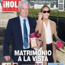 Isabel Preysler and Mario Vargas Llosa - 454 x 619