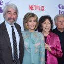 Jane Fonda – 'Grace and Frankie' Season 3 Premiere in Los Angeles - 454 x 313