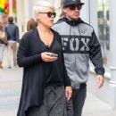 Singer Pink and her husband Carey Hart out shopping in New York City, New York on April 27, 2014 - 349 x 594