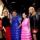 Charlott Cordes – Moncler+Barney's '1 Moncler Pierpaolo Piccioli' Collection in NY - 454 x 681