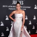 Francisca Lachapel: The Latin Recording Academy's 2019 Person Of The Year Gala Honoring Juanes - Arrivals