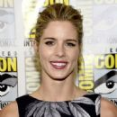 Emily Bett Rickards– Comic-Con International 2016 - 'Arrow' Press Line - 451 x 600