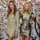 Josephine Skriver and Elsa Hosk – All-new LOVE fragrance event in NYC - 454 x 689