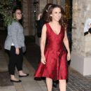 Lacey Chabert – 'Christmas at Holly Lodge' Screening in LA - 454 x 587