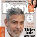 George Clooney - People Magazine Cover [United States] (14 December 2020)