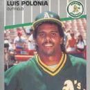 Luis Polonia