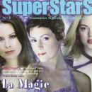Alyssa Milano, Holly Marie Combs, Rose McGowan - Super Stars Magazine Cover [France] (February 2005)