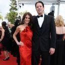 Samantha Harris and Michael Hess