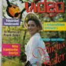 Winona Ryder - Video Magazin Magazine Cover [Hungary] (January 1994)