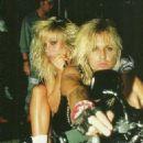 Vince & Sharise Neil - 454 x 535