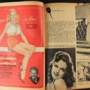 Beverly Tyler - Movieland Magazine Pictorial [United States] (July 1946) - 454 x 320