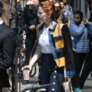 Zoey Deutch – Out and about in New York