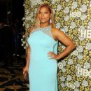 Queen Latifah Hbo Golden Globes Afterparty In La