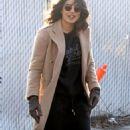 Priyanka Chopra – On location with the cast of Quantico in New York City - 454 x 795