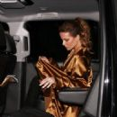 Kate Beckinsale – Leaving French restaurant in Los Angeles