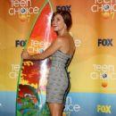 Sophia Bush 2007 Teen Choice Awards - Press Room