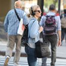 Jennifer Morrison out in Manhattan - 454 x 726